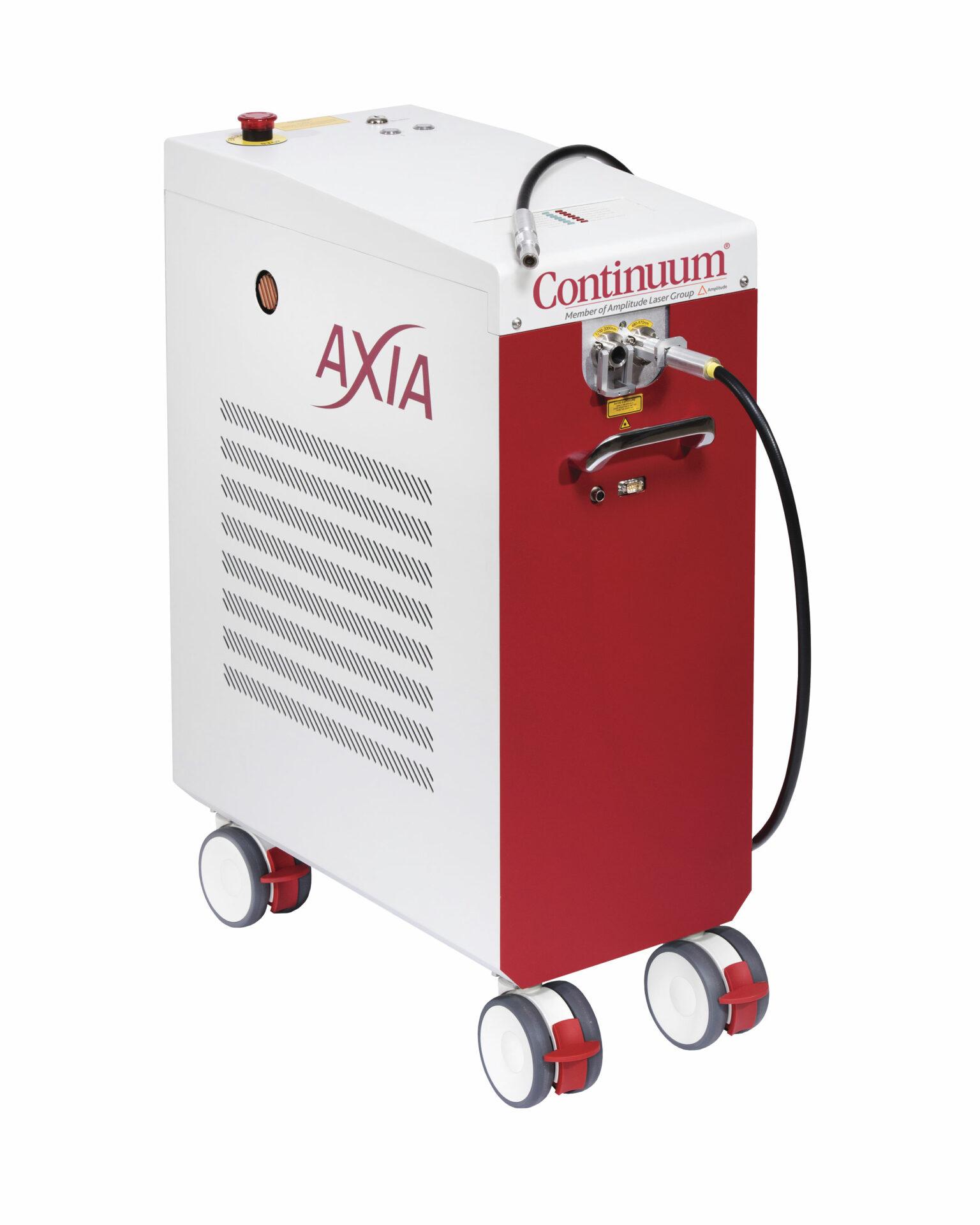 Axia Flashlamps pump