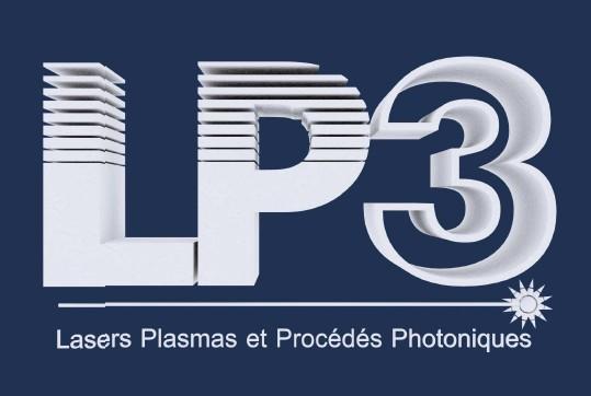 Lasers Plasmas et Procédés Photonique Logo